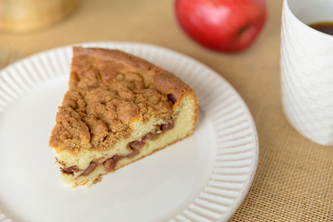 Apple Breakfast Cake