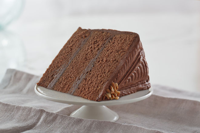 Layer Cake Chocolate Icing