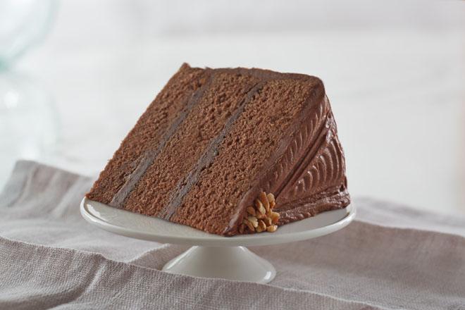 Normal Chocolate Cake