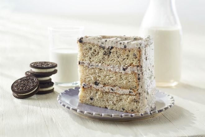 Cake Box Oreo Cookies