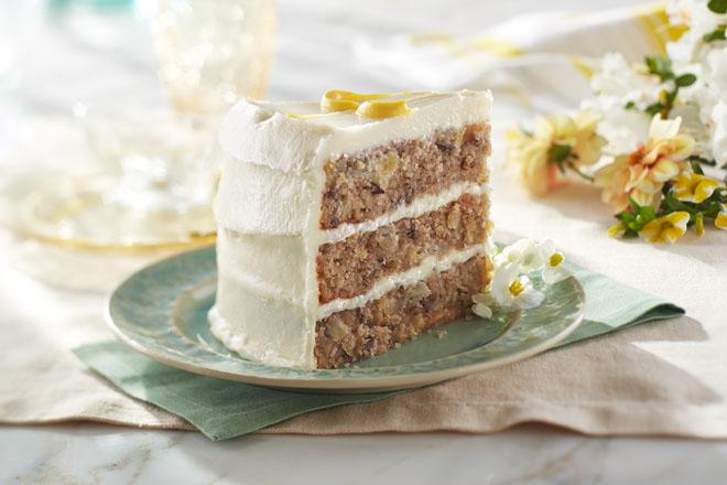 Hummingbird Layer Cake Piece Of Cake