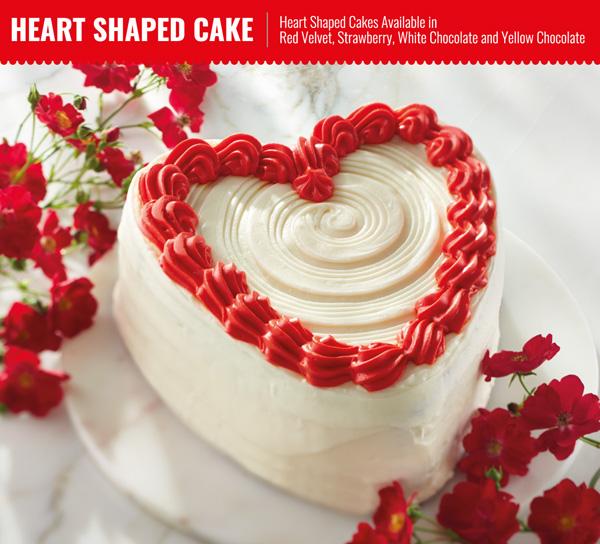 Valentineu0027s Day Cakes