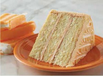 Orange Layer Cake